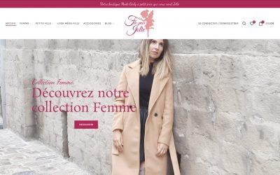 Fée-moi Jolie, la boutique mode qui vous rend jolie.