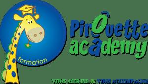 Pirouette academy a fait confiance a GEDEONWEB pour la création de son site internet