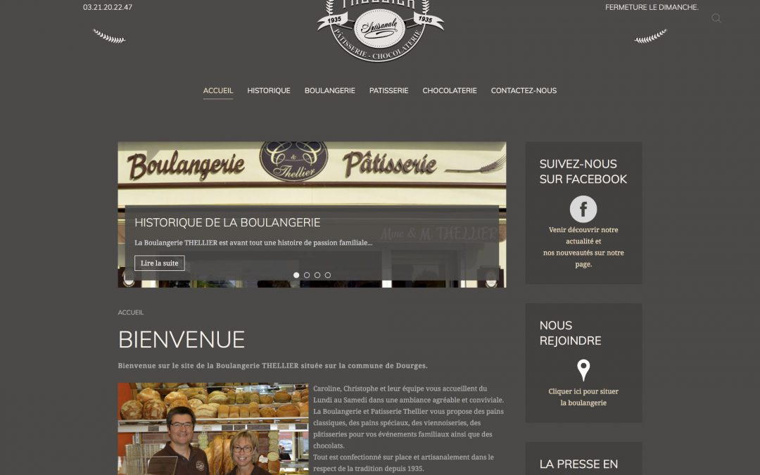 Boulangerie Thellier